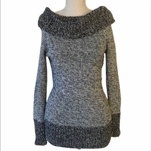 WHBM Shimmer Tunic Sweater